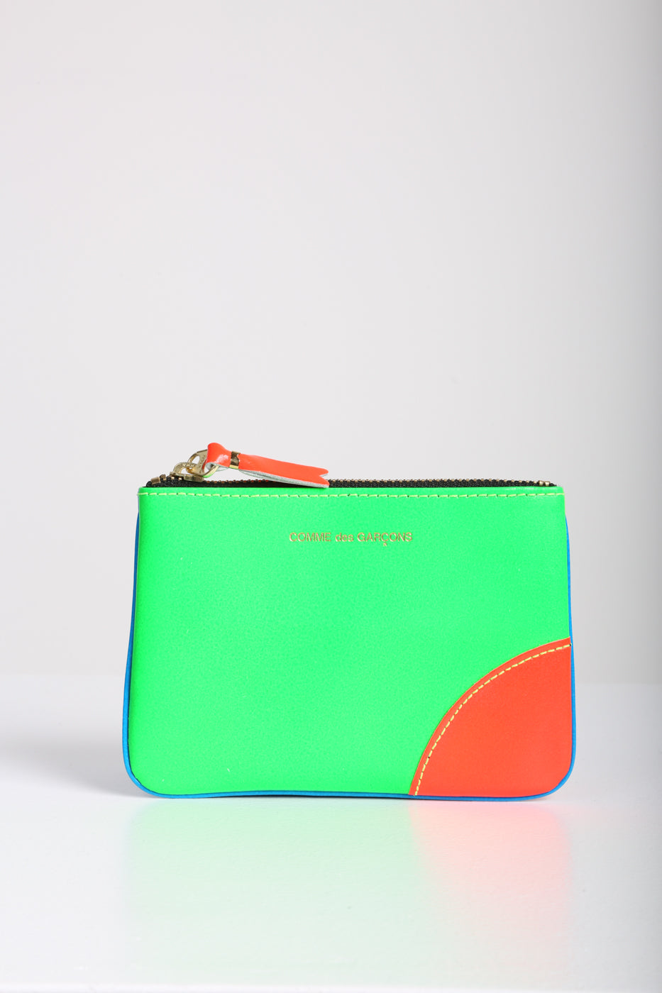 FLUO POUCH GREEN/BLUE