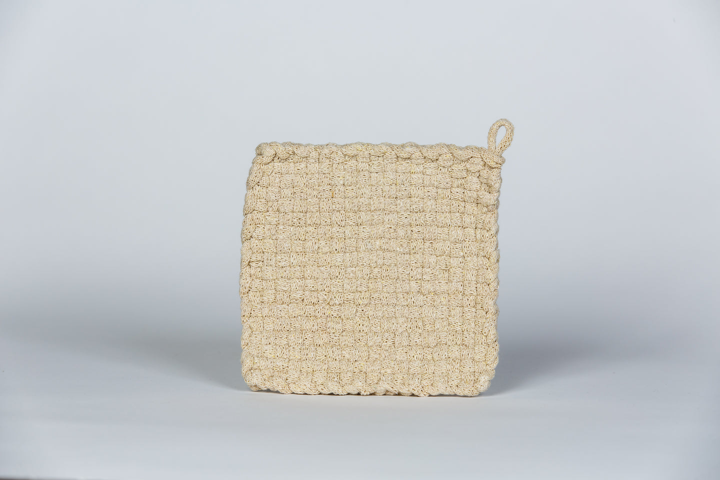 Kate Kilmurray | Flax Potholder