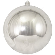 "10"" (250mm) Giant Commercial Shatterproof Ball Ornament, Looking Glass, Case, 4 Pieces"