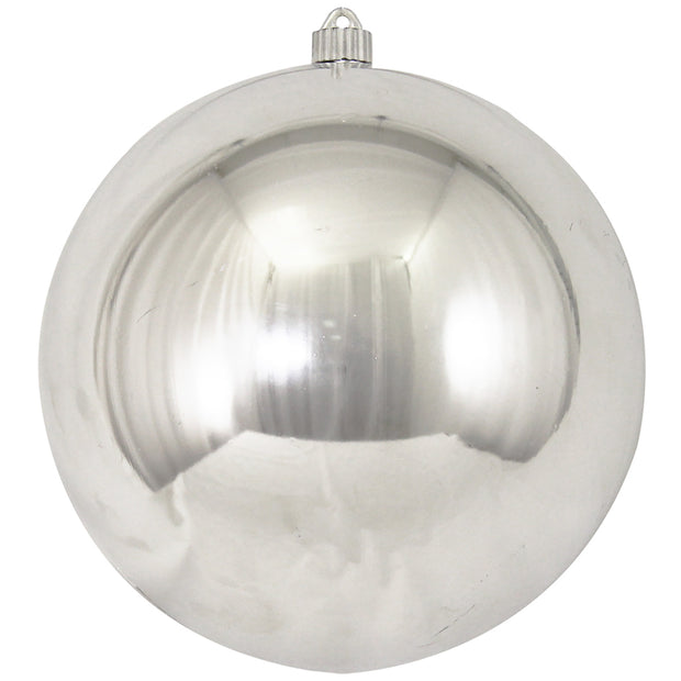 "10"" (250mm) Giant Commercial Shatterproof Ball Ornament, Looking Glass, Case, 4 Pieces   Christmas by Krebs Wholesale"