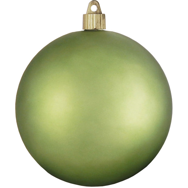 "4 3/4"" (120mm) Jumbo Commercial Shatterproof Ball Ornament, Krypton, Case, 36 Pieces - Christmas by Krebs Wholesale"