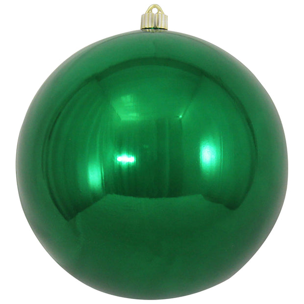"10"" (250mm) Giant Commercial Shatterproof Ball Ornament, Blarney, Case, 4 Pieces   Christmas by Krebs Wholesale"