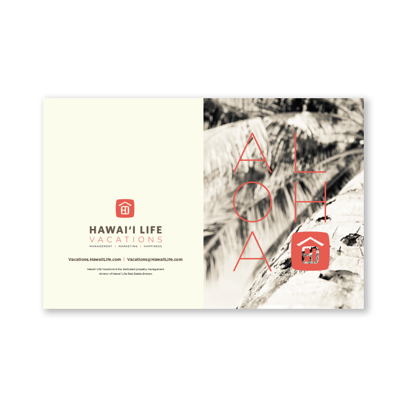 Vacation Rental Greeting Cards & Envelopes