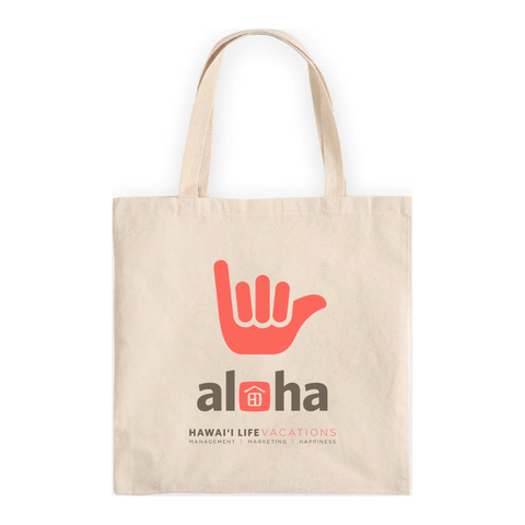 Vacation Rental ALOHA Tote