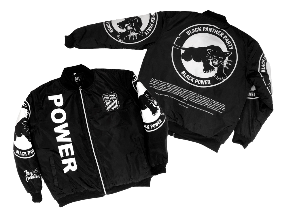 ZC Black Panther Party Jacket (PREORDER)