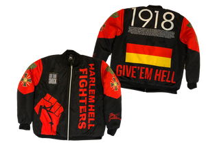 "ZC ""Harlem Hell Fighters"" Jacket (PREORDER)"