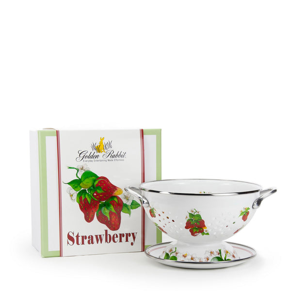 Strawberry Colander Box Set