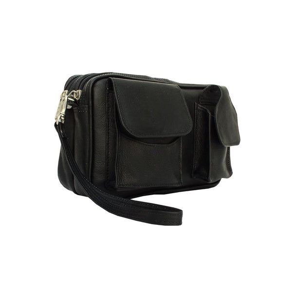Carry All Men's Black Bag