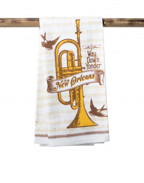 Way Down Yonder Kitchen Towel