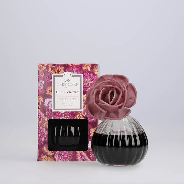 Greenleaf Tuscan Vineyard Flower Diffuser