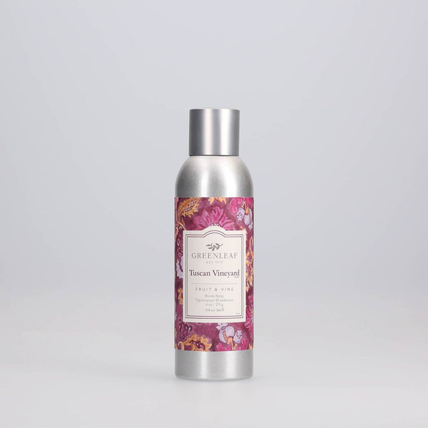 Greenleaf Tuscan Vineyard Room Spray