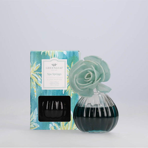 Greenleaf Spa Springs Flower Diffuser