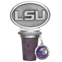 LSU 2019 National Championship Bottle Stopper