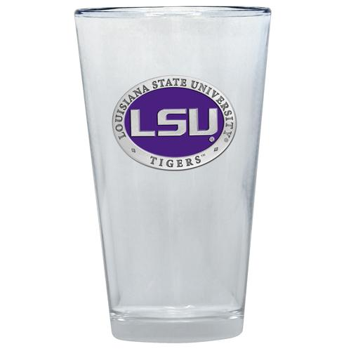 LSU Pint Glass