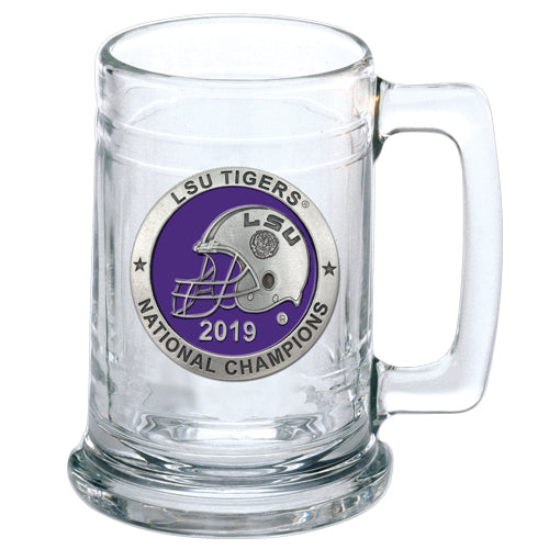 LSU 2019 National Championship Beer Stein