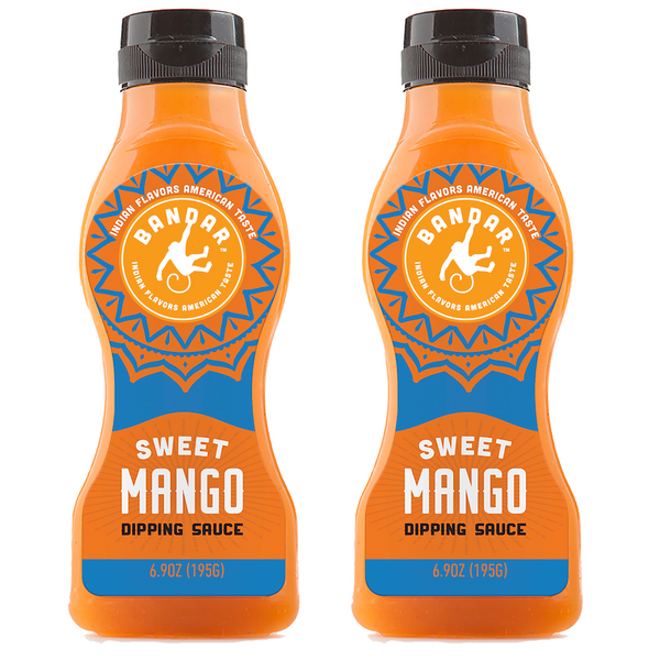 Sweet Mango Sauce - Pack of Two