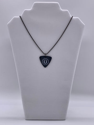 CRU SOX GUITAR PICK NECKLACE