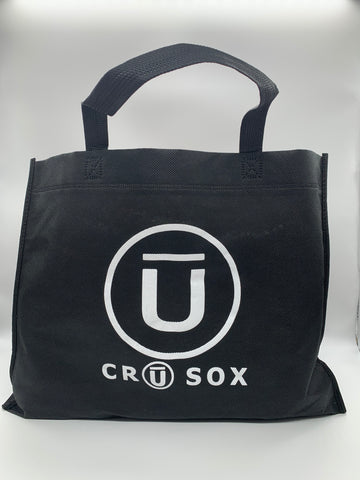 CRU SOX LOGO REUSABLE MEDIUM TOTE BAG