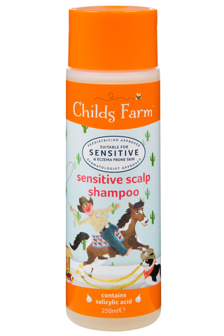 Childs Farm sensitive scalp shampoo - fragrance free