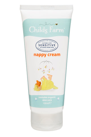 Childs Farm nappy cream, unfragranced