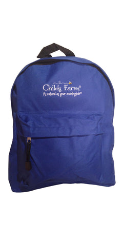 Childs Farm backpack
