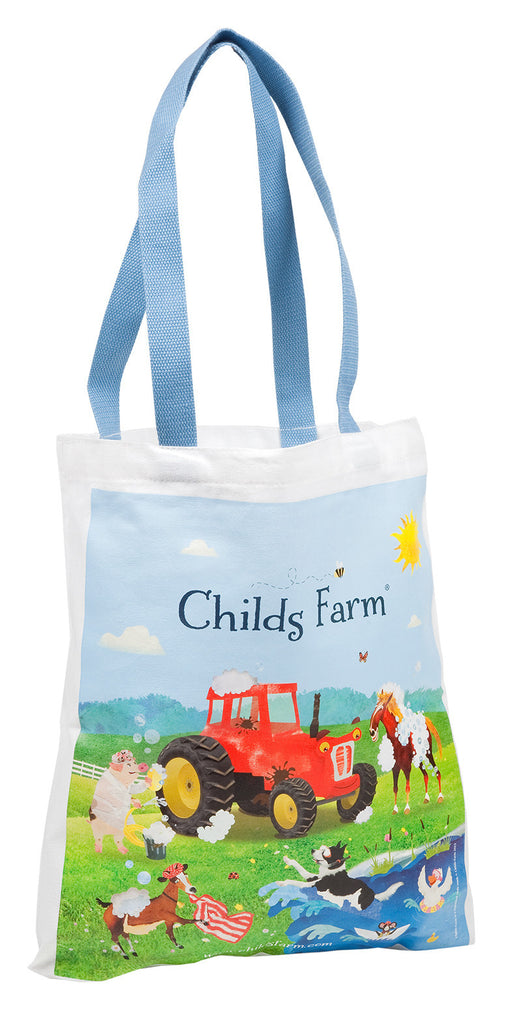 Childs Farm canvas bag