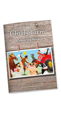 Childs Farm colouring book