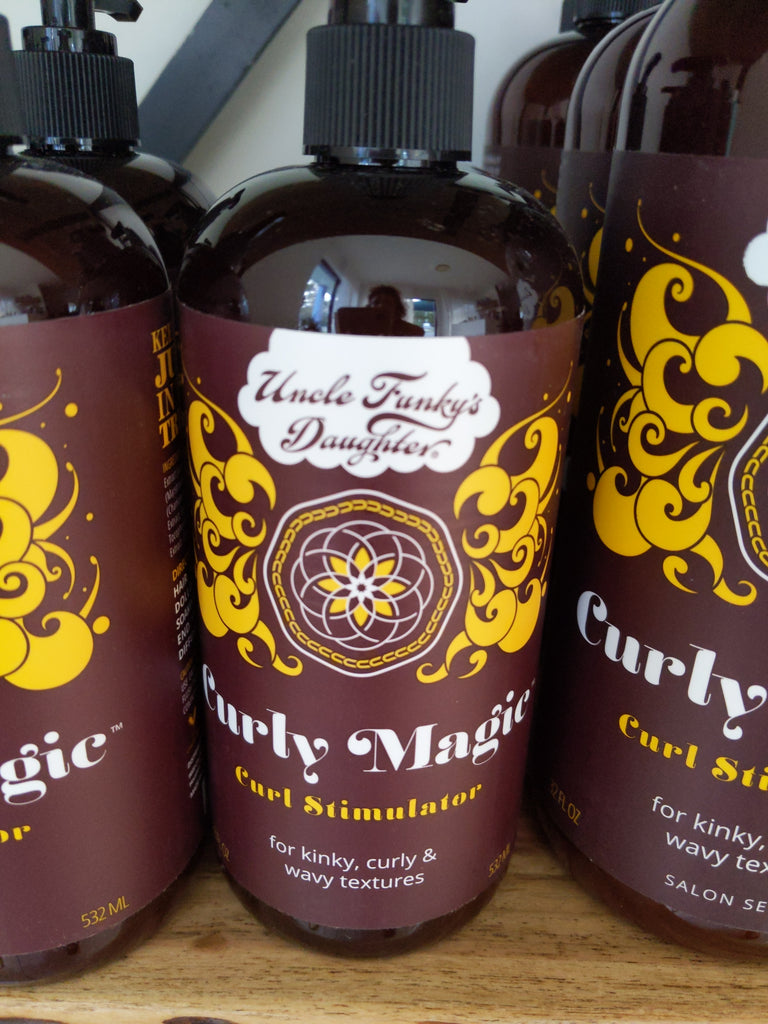 Uncle Funky's Daughter Curly Magic 530ml