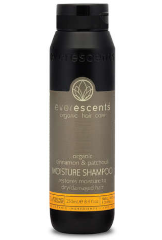 Everescents Cinnamon & Patchouli Moisture Shampoo