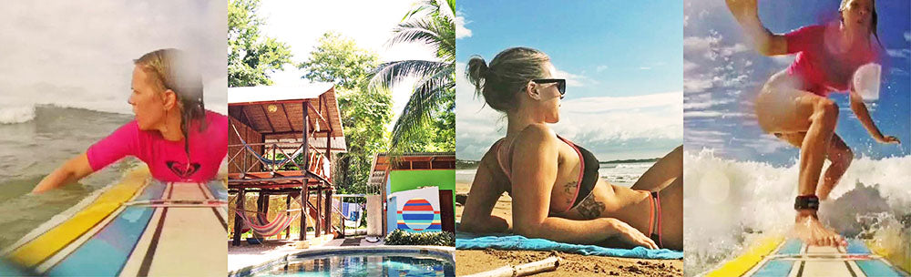 busyXploring Costa Rica Surfing Blog Audrey Rattay