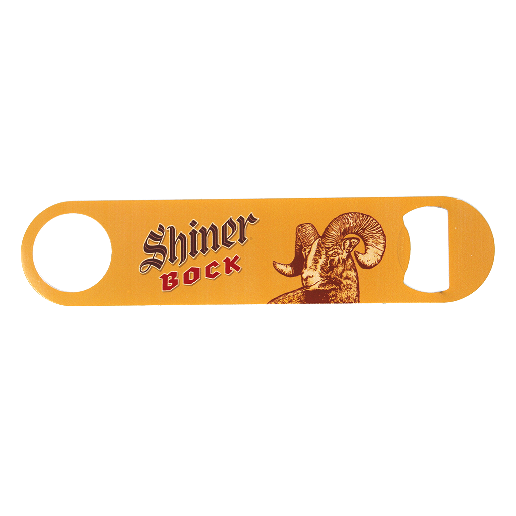 Shiner Ram Bottle Opener