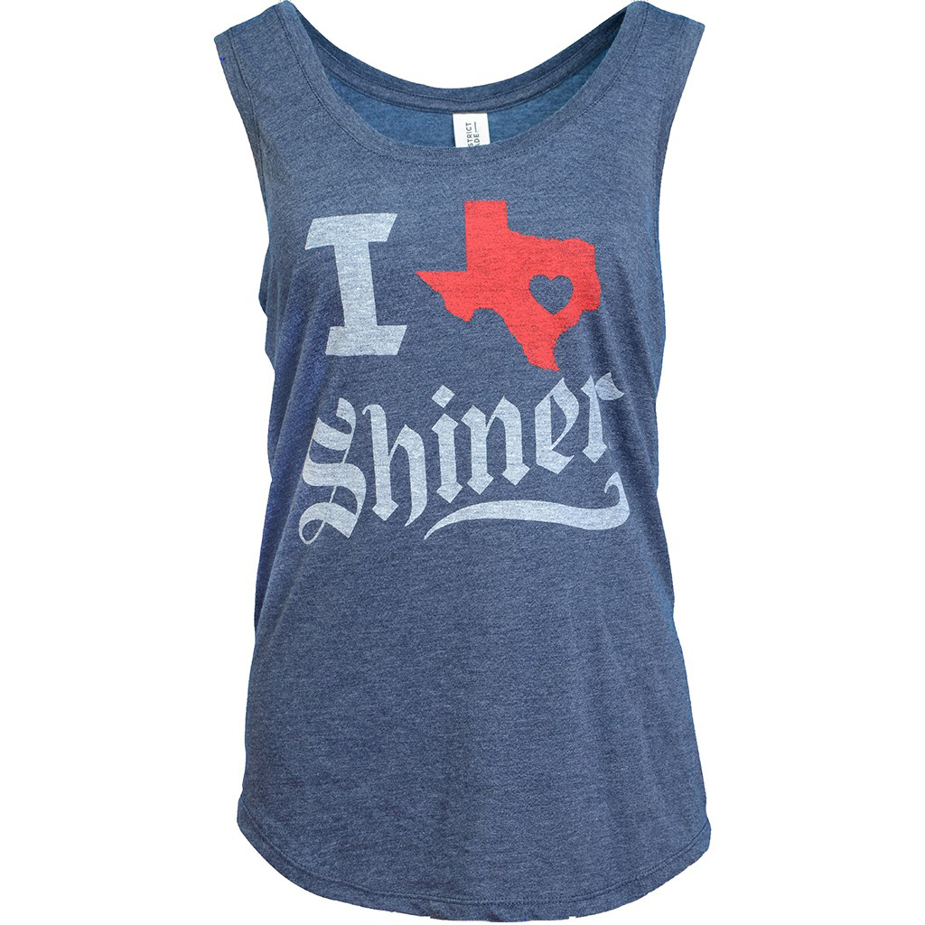 I TX Shiner Ladies Tank