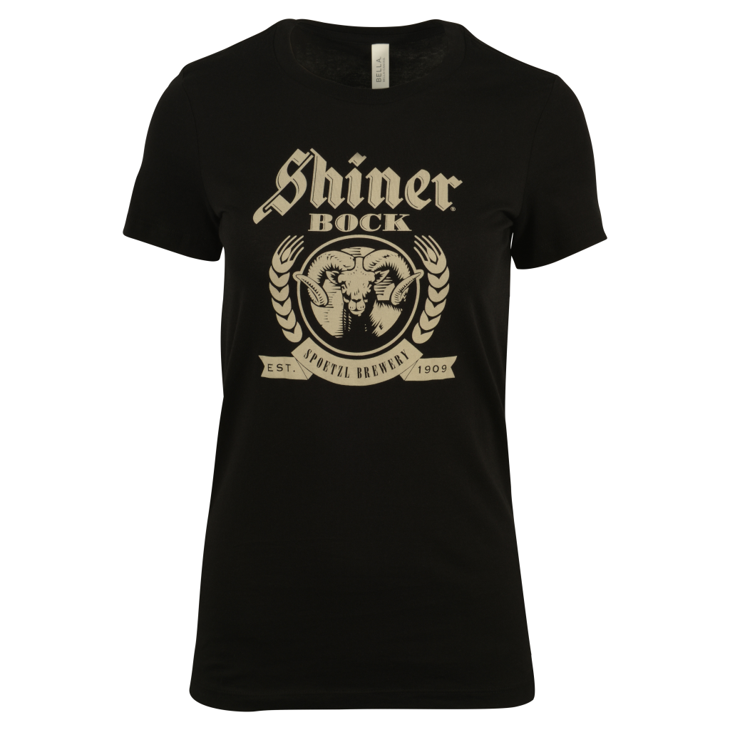 Ladies Shiner Retro Ram