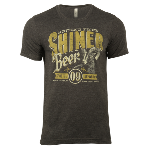 Nothing Finer Than Shiner