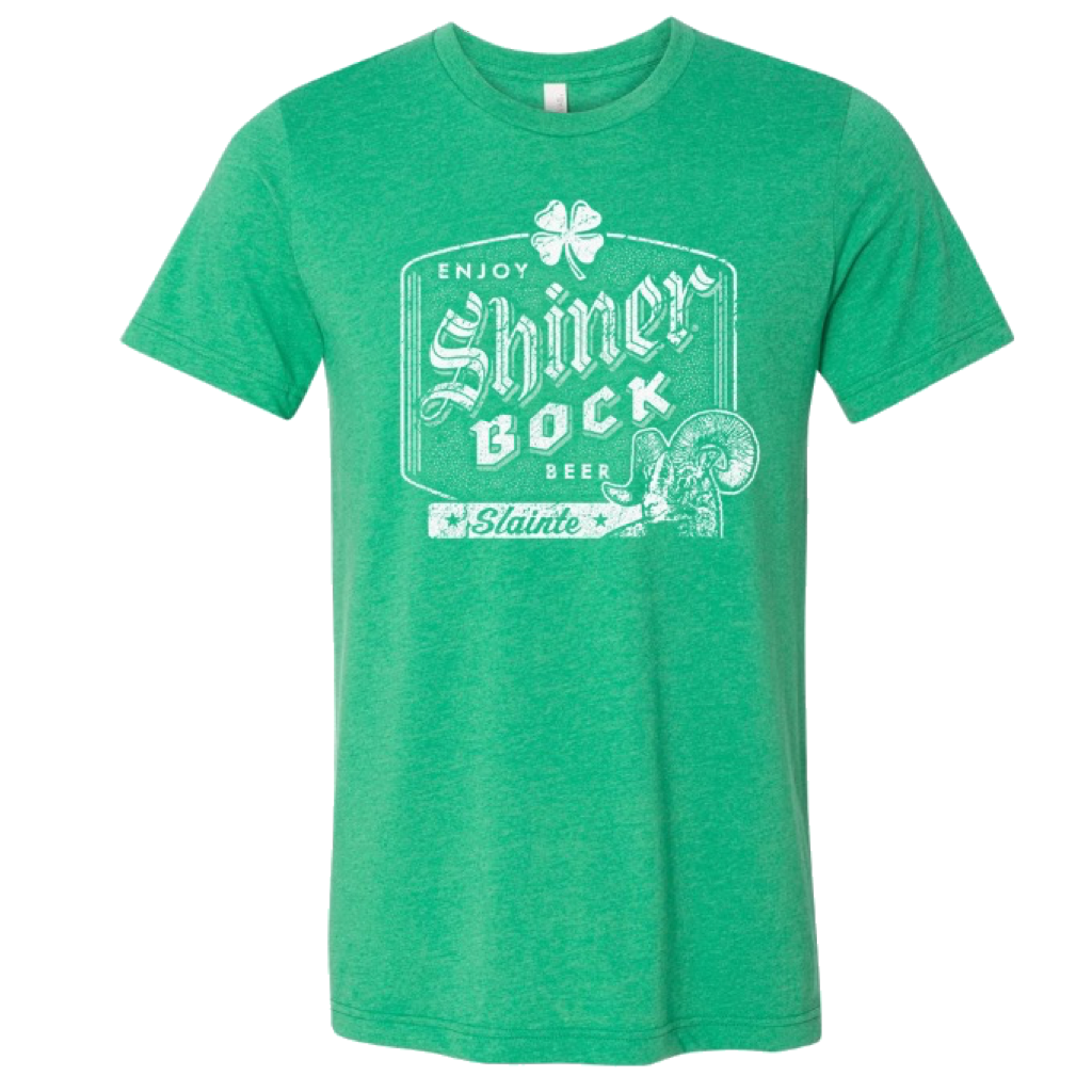 Shiner St. Patrick's Day