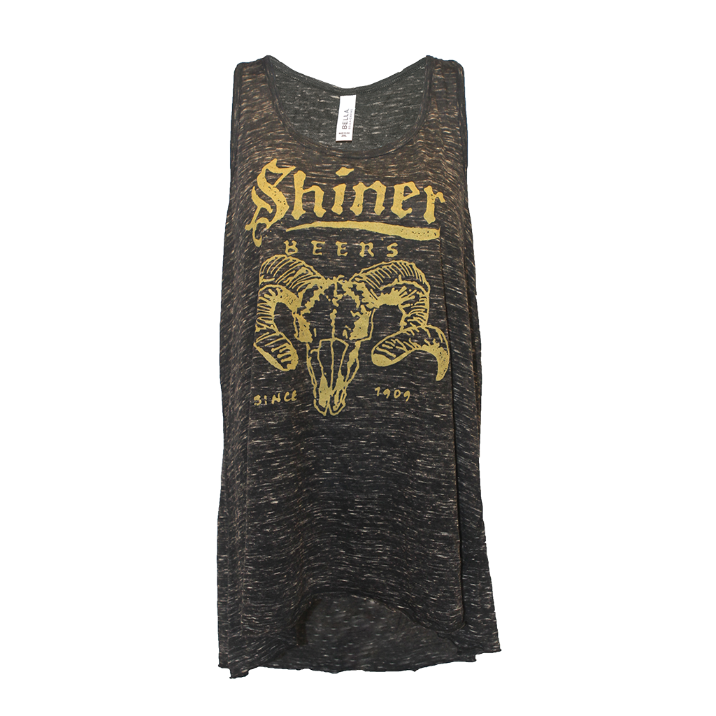 Ladies Shiner Vintage Tank