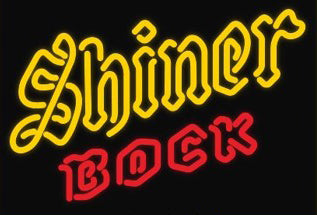 Shiner Bock Logo LED