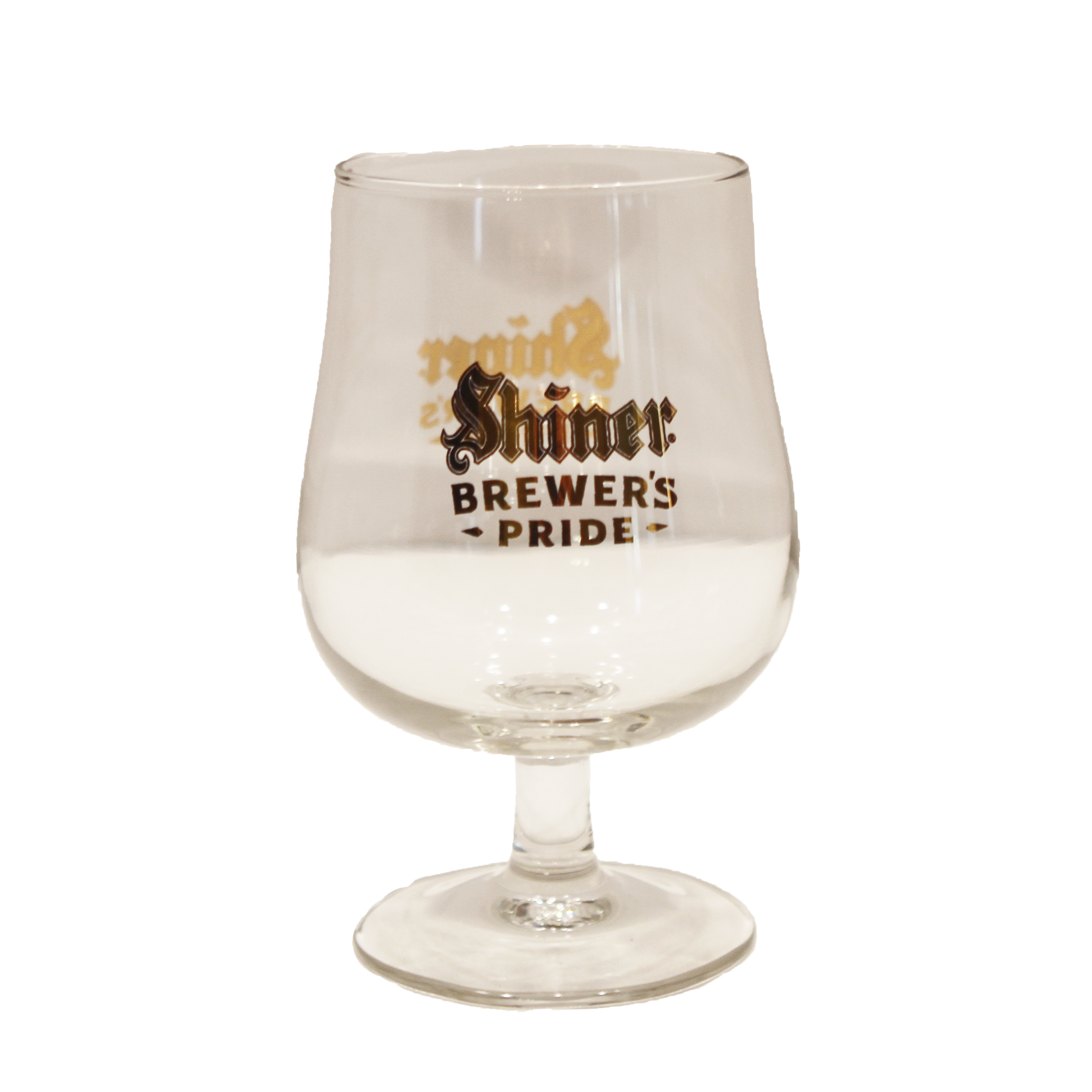 Brewers Pride Glass