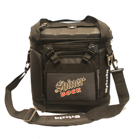 Shiner Bock Cooler by Grizzly