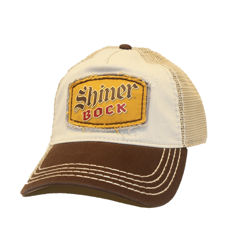 Shiner Patch Hat