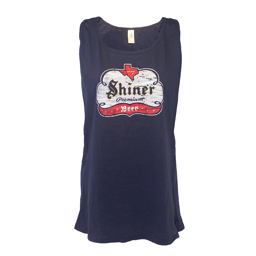 Ladies Shiner Premium Tank