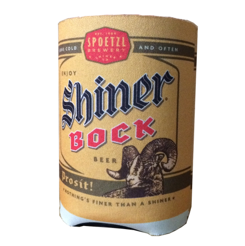 Shiner Bock Can Wraps (2)