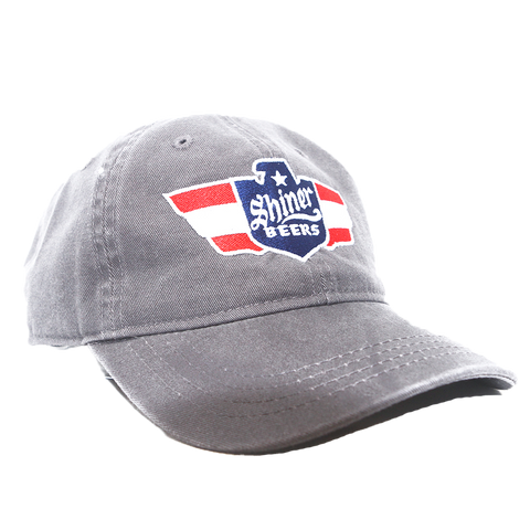 Shiner Gray Eagle Hat