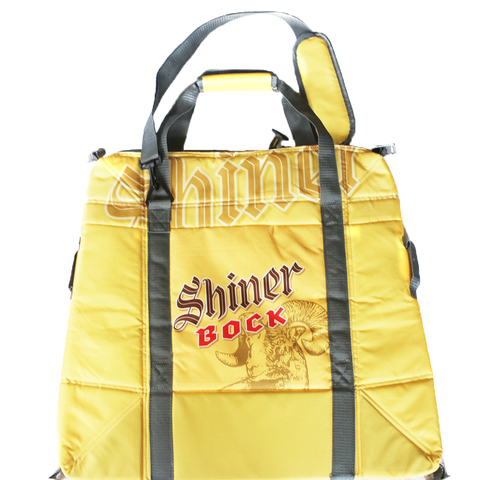 Shiner Bock Soft Cooler
