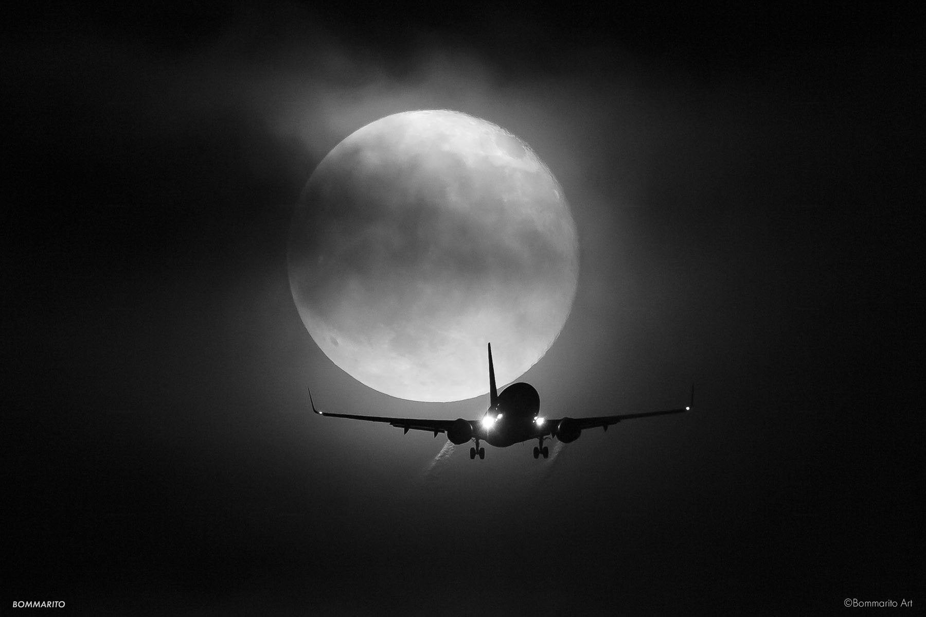 Aviation Moon