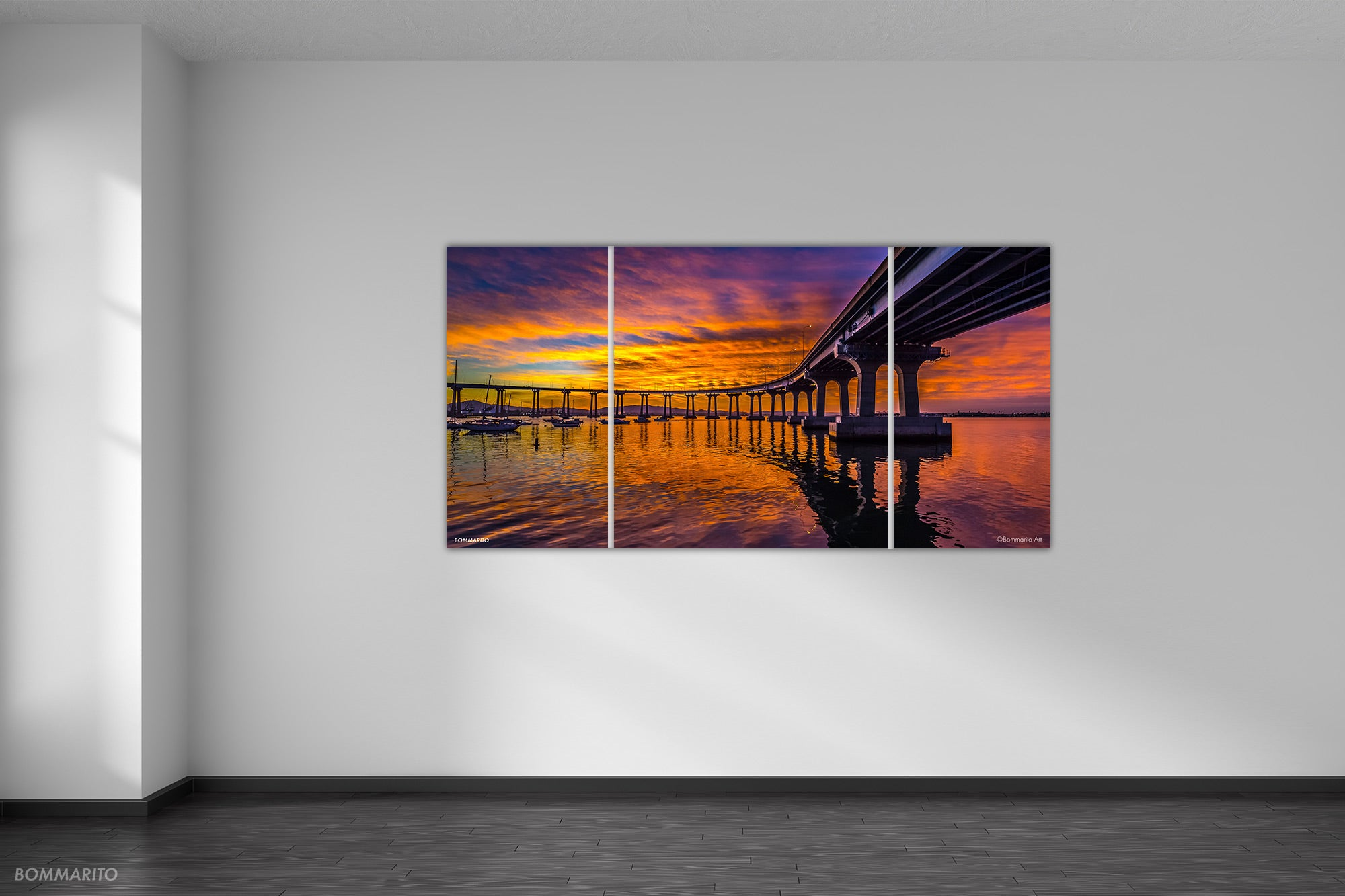 Coronado Bridge Sunrise (Custom)