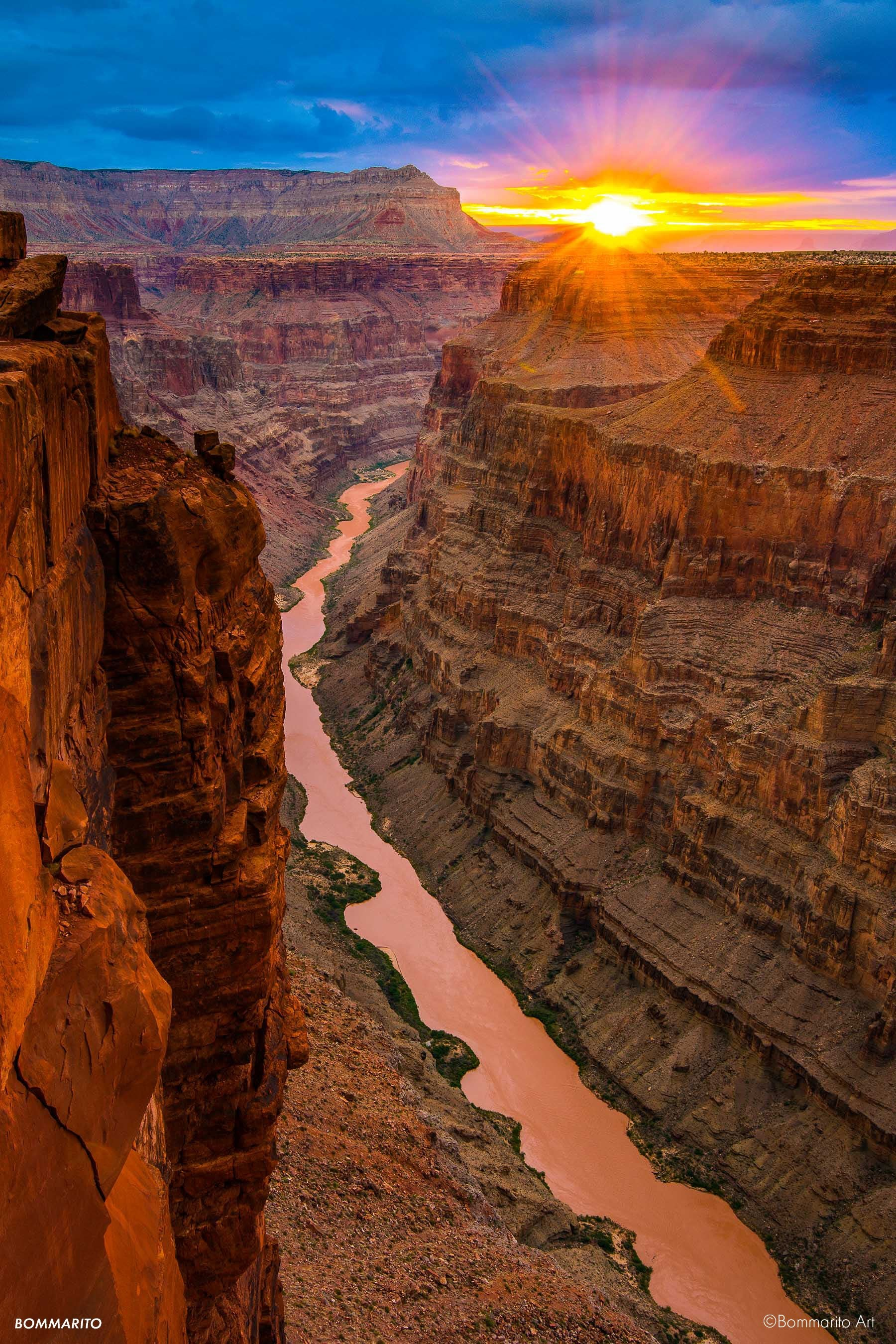 Canyon Sunrise