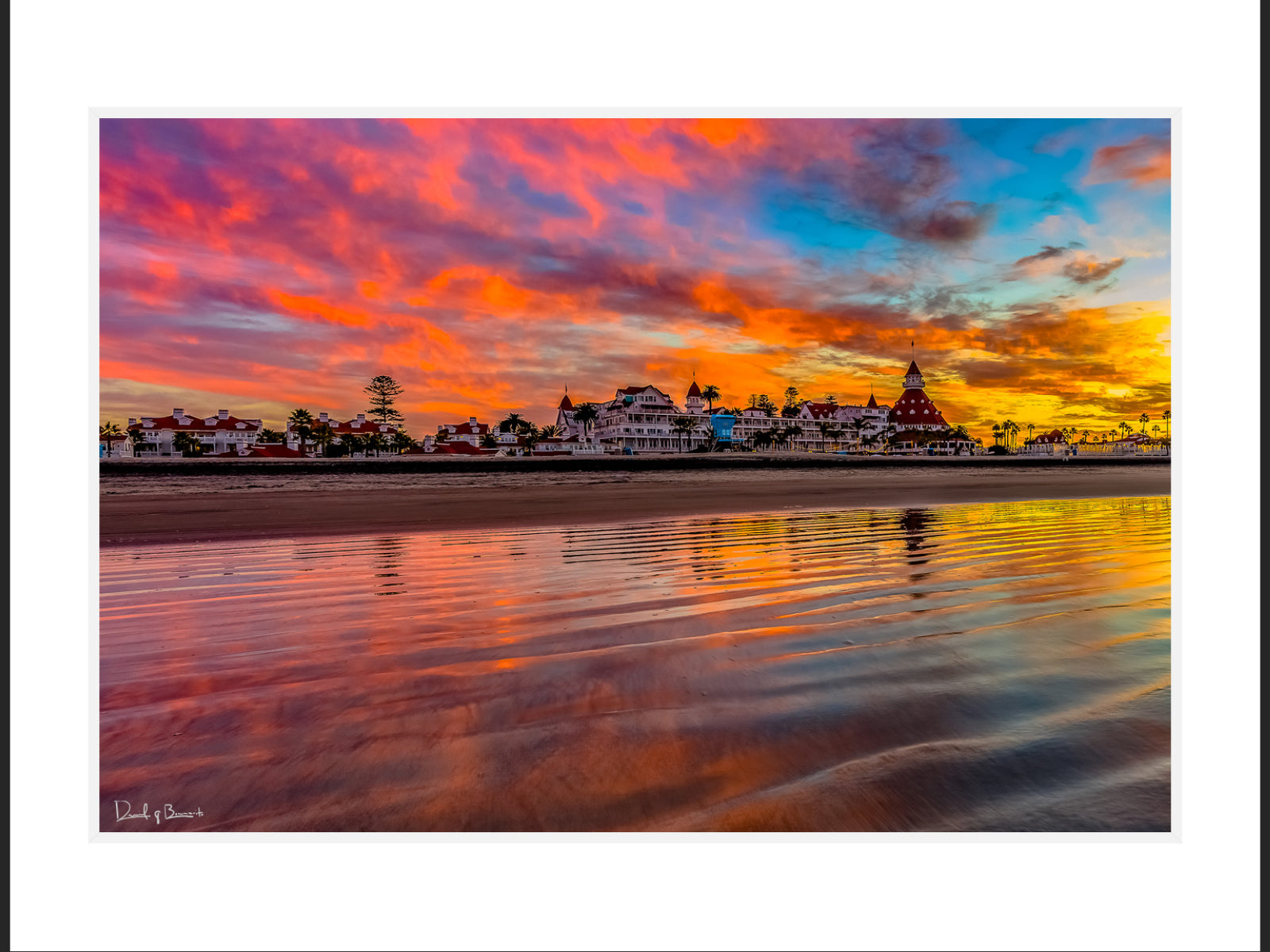 Coronado Beach Sunrise