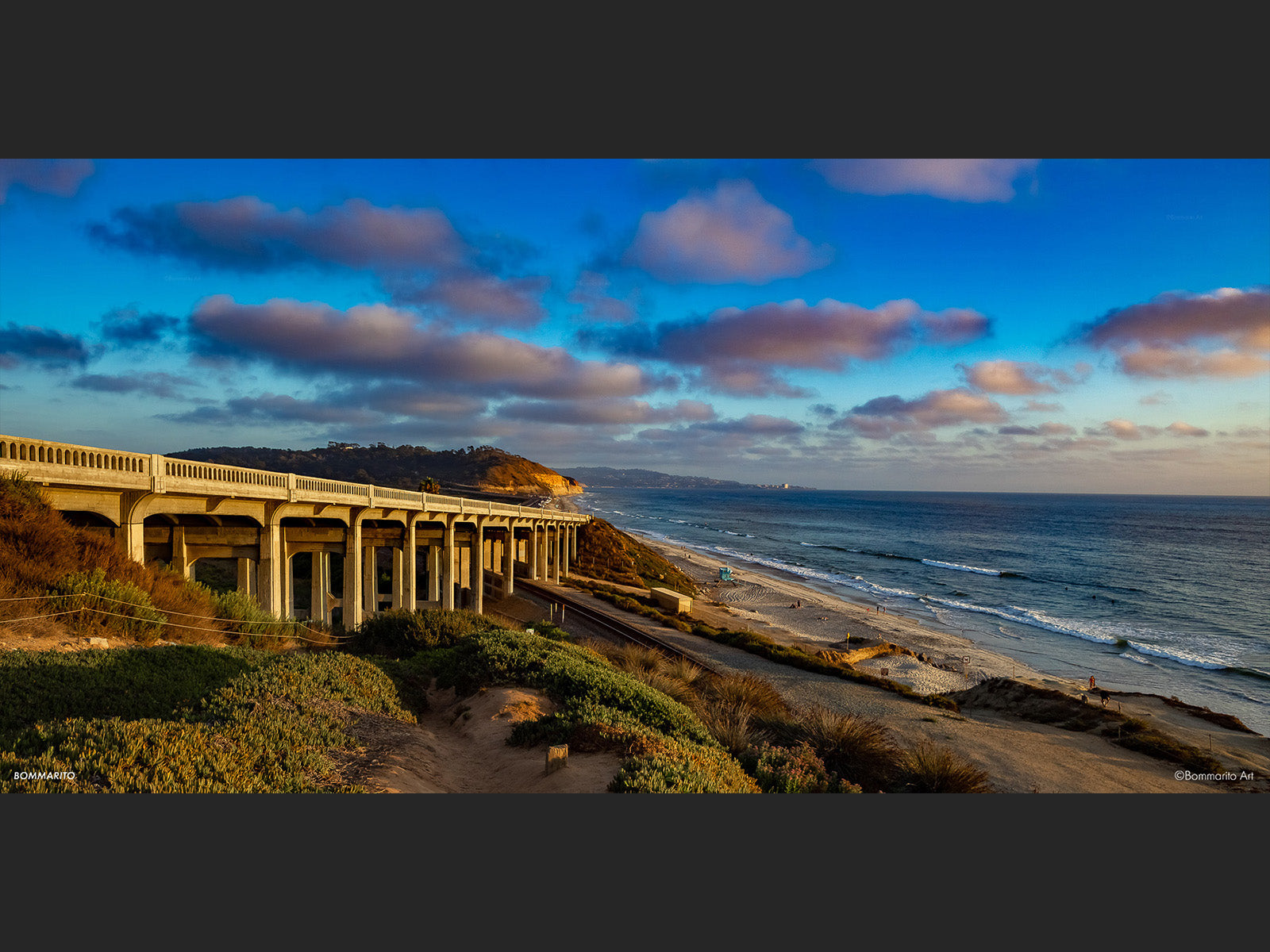 Del Mar Bridge
