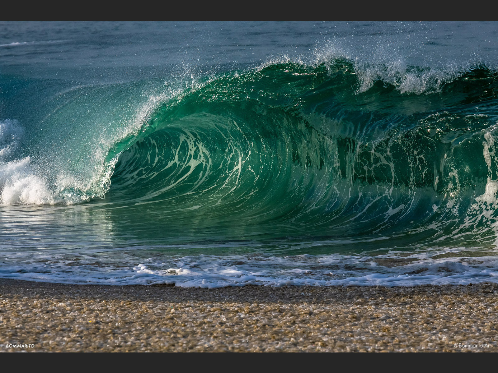 Emerald Shorebreak